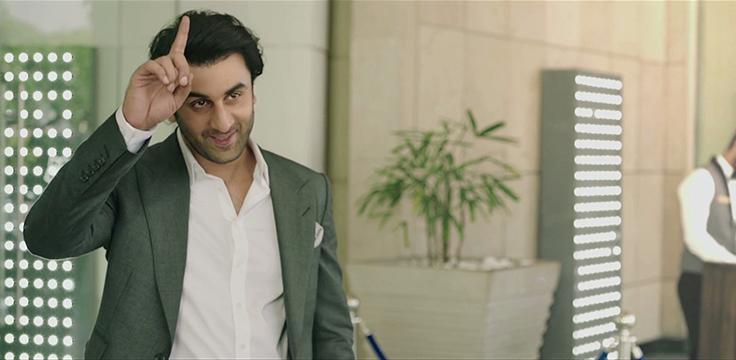 Renault & Ranbir Kapoor 'Lobby'