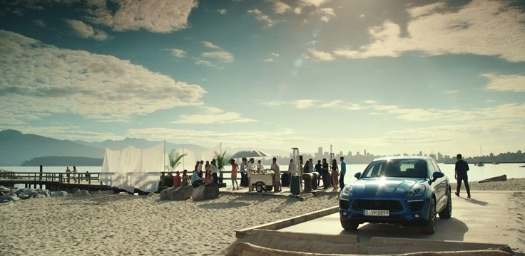 Porsche Teaser Macan