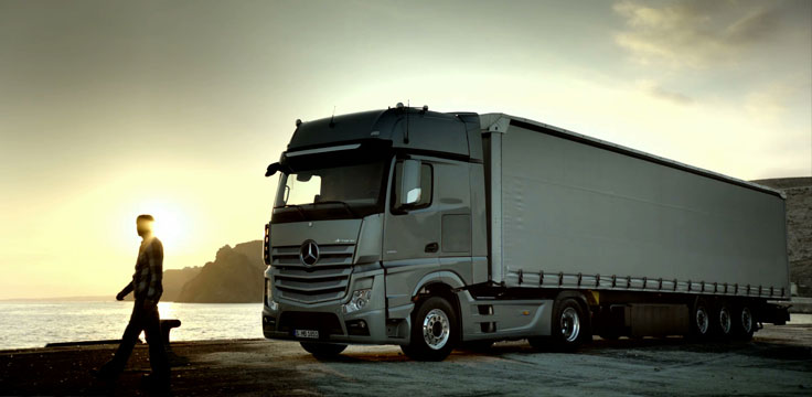 Daimler Trucks - Actros