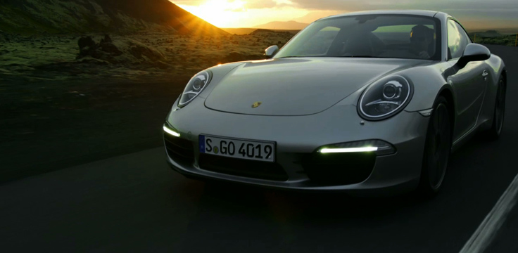 Porsche 'Iceland' 911 Carrera
