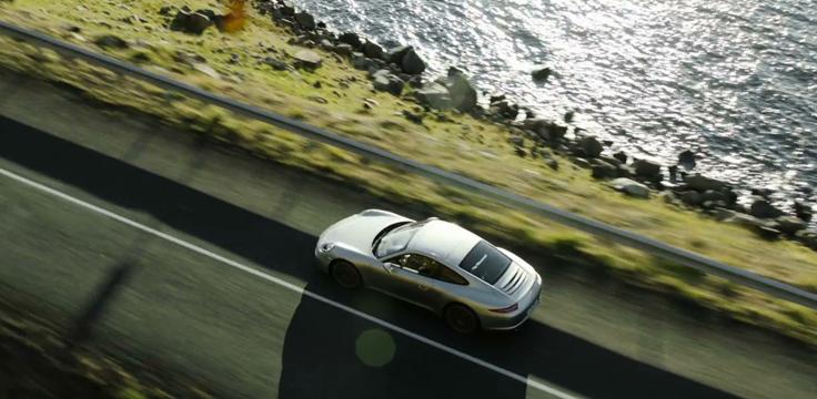 Porsche Iceland - Press Film